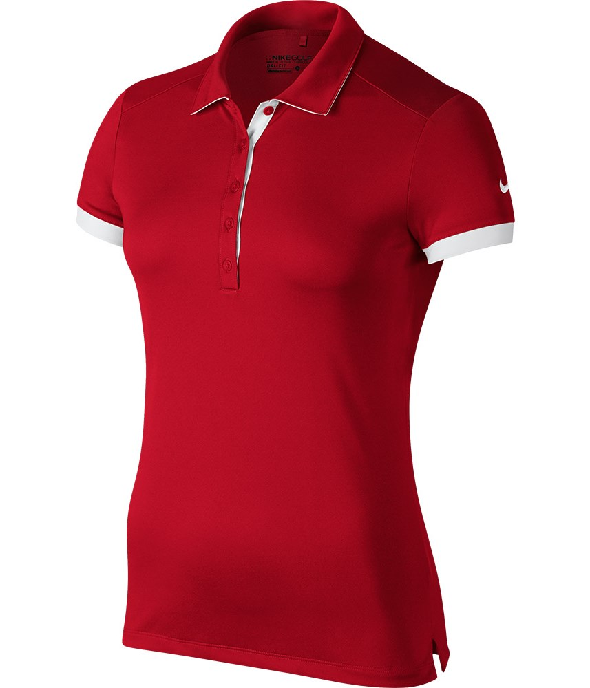 Nike Ladies Victory Colourblock Polo Shirt Golfonline