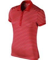 Nike Ladies Victory Stripe Polo Shirt