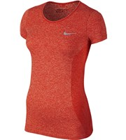 Nike Ladies Dri-Fit Knit Short Sleeve Top