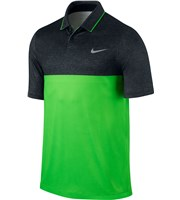Nike Mens Modern Fit Momentum Camo Polo Shirt