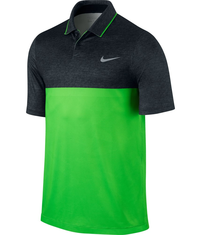 Nike mens modern fit momentum camo polo shirt golfonline Modern fit golf shirt