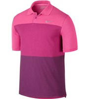 Nike Mens Modern Fit Transition Block Polo Shirt