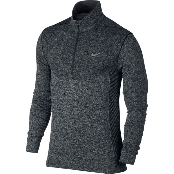 01a49c77d5e6 Nike Mens Dri-Fit Half Zip Knot Pullover. Double tap to zoom. 1 ...