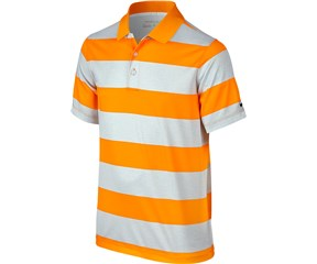 Nike Boys Bold Stripe Polo Shirt