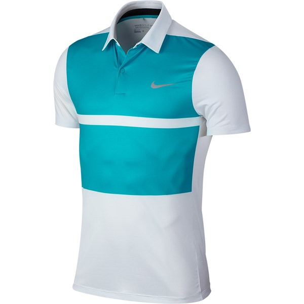 5f20a90f Nike Mens MM Fly Framing Block Polo Shirt. Double tap to zoom. 1 ...