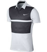 Nike Mens MM Fly Framing Block Polo Shirt