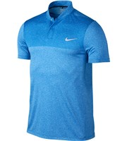 Nike Mens MM Fly Swing Knit Block Polo Shirt
