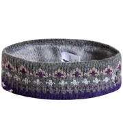 Golfino Ladies Norwegian Knit Headband