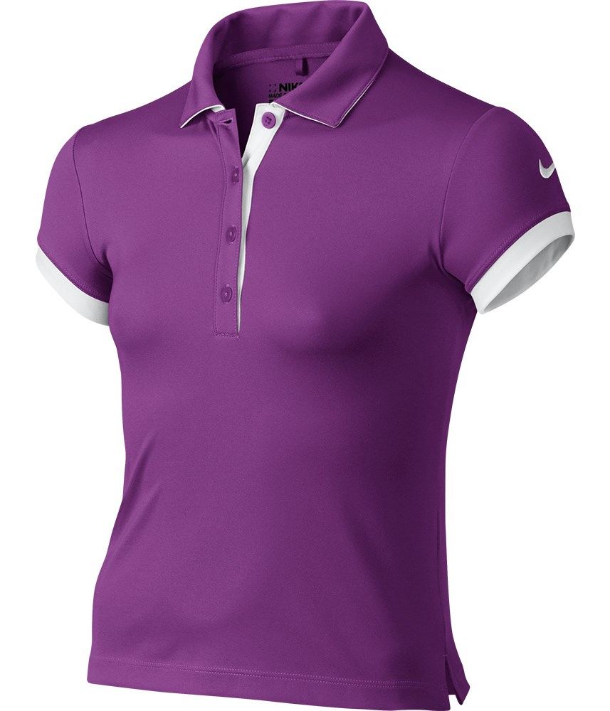 Nike Girls Victory Polo Shirt Golfonline
