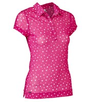 Daily Sports Ladies Anne Cap Sleeve Polo Shirt