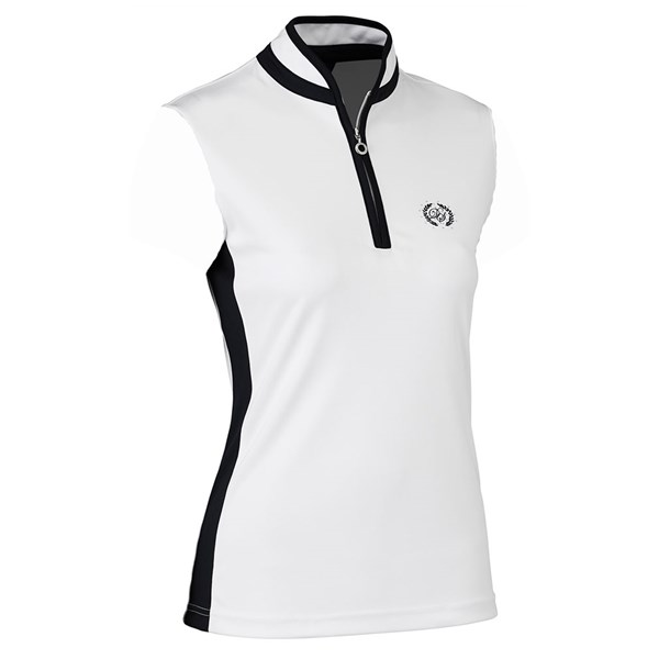 3cfe68117 Daily Sports Ladies Marge Sleeveless Polo Shirt. Double tap to zoom. 1 ...