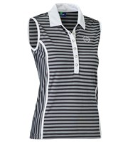 Daily Sports Ladies Alexa Sleeveless Polo Shirt