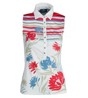 Daily Sports Ladies Trixie Sleeveless Polo Shirt