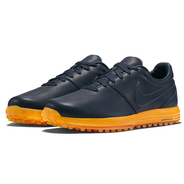 75f9b97361fd Nike Mens Lunar Mount Royal LE Golf Shoes. Double tap to zoom. 1 ...