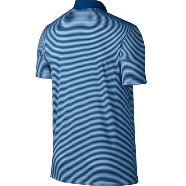 ece943fa Nike Mens Victory Mini Stripe Polo Shirt (Logo on Chest). Double tap to  zoom. 1 ...