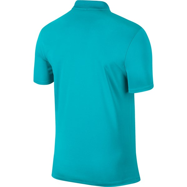 Nike Mens Victory Solid Polo Shirt Logo On Chest Golfonline