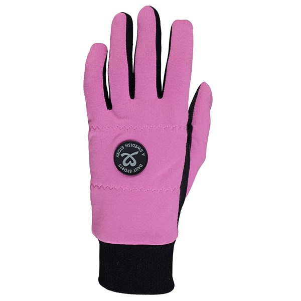 Daily Sports Ladies Ella Gloves With Badge (Pair)