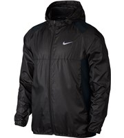 Nike Mens Printed Packable Hooded Jacket