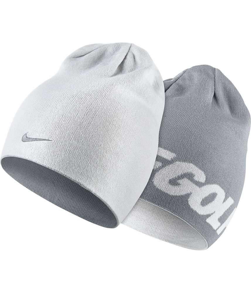 50876adc256c8 Nike Reversible Knit Beanie Hat. Double tap to zoom. 1 ...