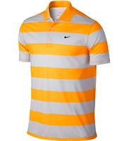 Nike Mens Modern Fit Bold Stripe Polo Shirt