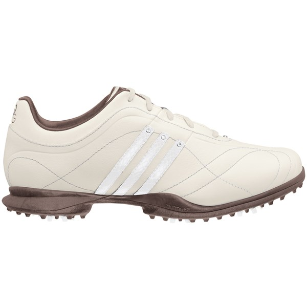 Adidas Ladies Signature Natalie 2.0 Shoes (Cream/White)