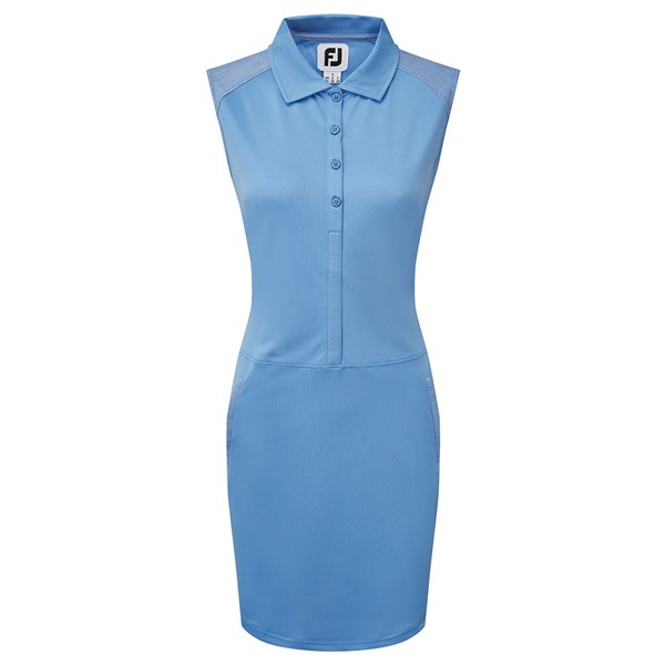 FootJoy Ladies Cap Sleeve Pique Dress