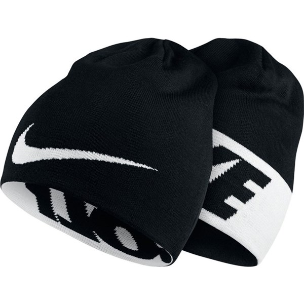 844d81ae Nike Mens Reversible Golf Knit Beanie Hat. Double tap to zoom. 1 ...