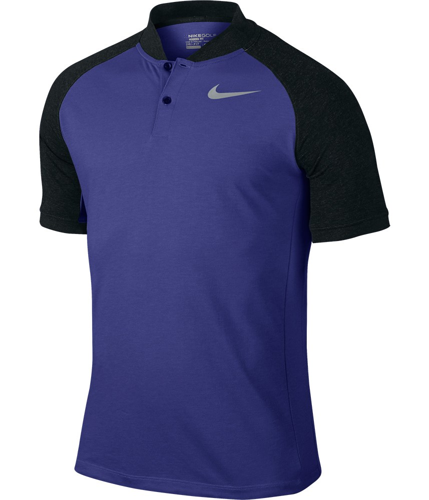 Nike mens modern fit transition dry golf polo shirt Modern fit golf shirt