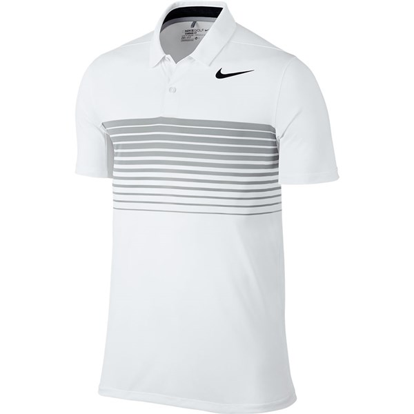 4943fa16 Nike Mens Mobility Speed Stripe Polo Shirt. Double tap to zoom. 1 ...