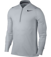 Nike Mens Aeroreact Half Zip Golf Top