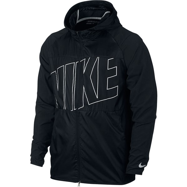 Nike Mens Packable Golf Jacket