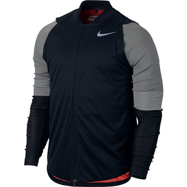 e2ec3a8c24d9 Nike Mens Zoned Aerolayer Golf Jacket. Double tap to zoom. 1  2
