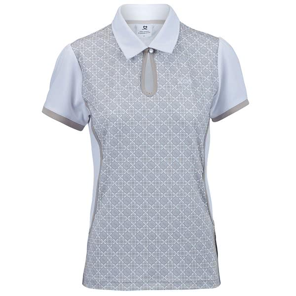 Daily Sports Ladies Prizzie Cap Sleeve Polo Shirt