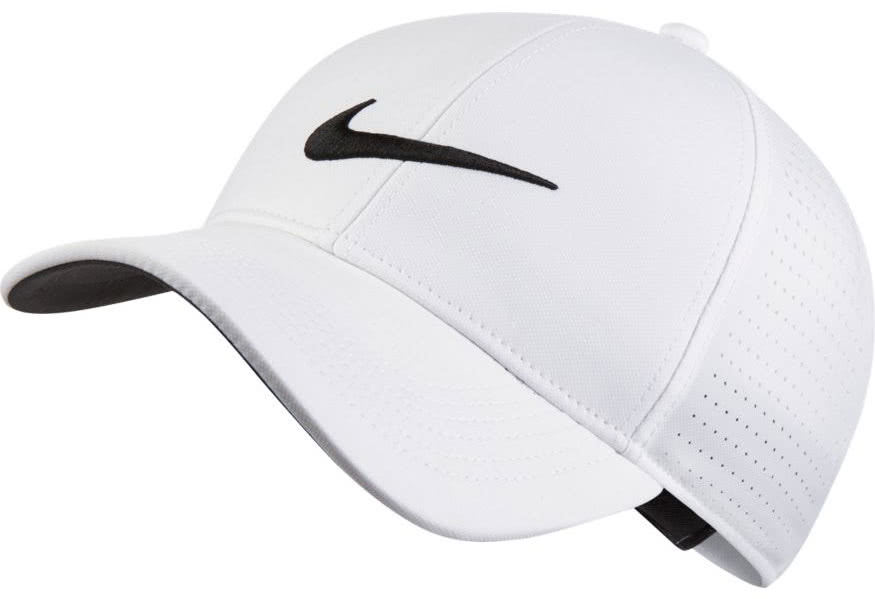 f5ffa8afea4ab7 Nike Mens Aerobill Legacy 91 Perforated Fitted Golf Cap - Golfonline