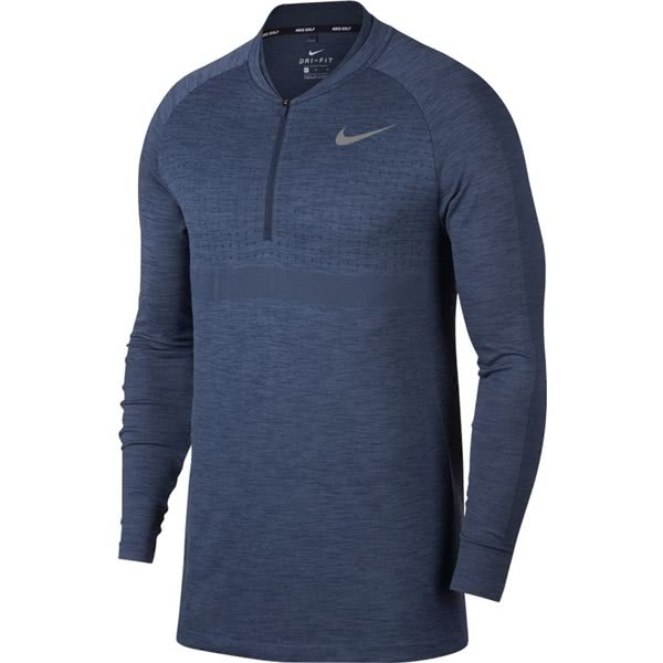 Nike Mens Dry Golf Pullover Top