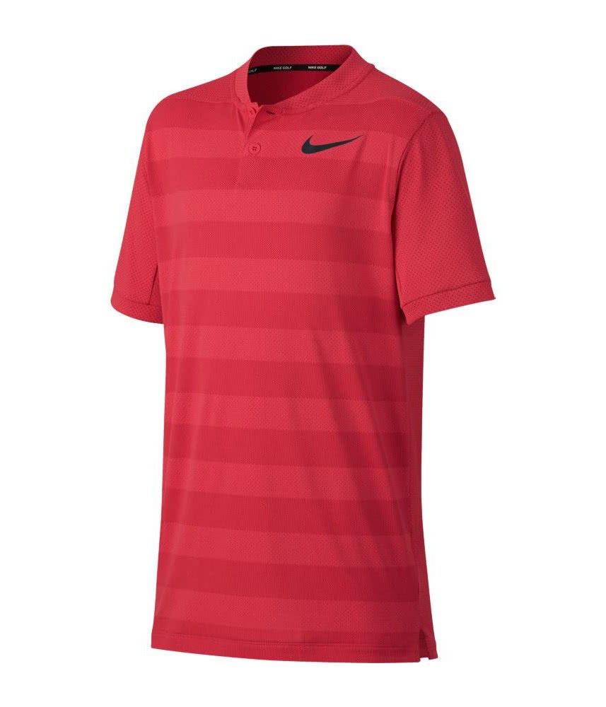 Nike Boys Zonal Cooling Golf Polo Shirt - Golfonline