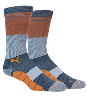 Puma Golf GoTime Levels Crew Socks  Pair
