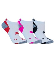 Puma Golf Ladies Pounce Low Cut Socks  3 Pack