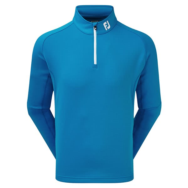 Footjoy Mens Chillout Pull Over Long Sleeve Sweater Pullover Jumper