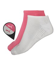 Puma Golf Ladies Multi Sport Sneaker Socks  2 Pack