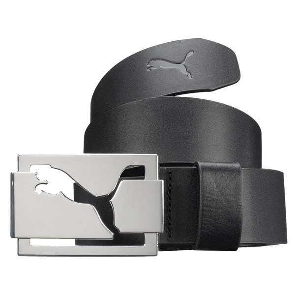 Puma Golf High Shine Fitted Belt