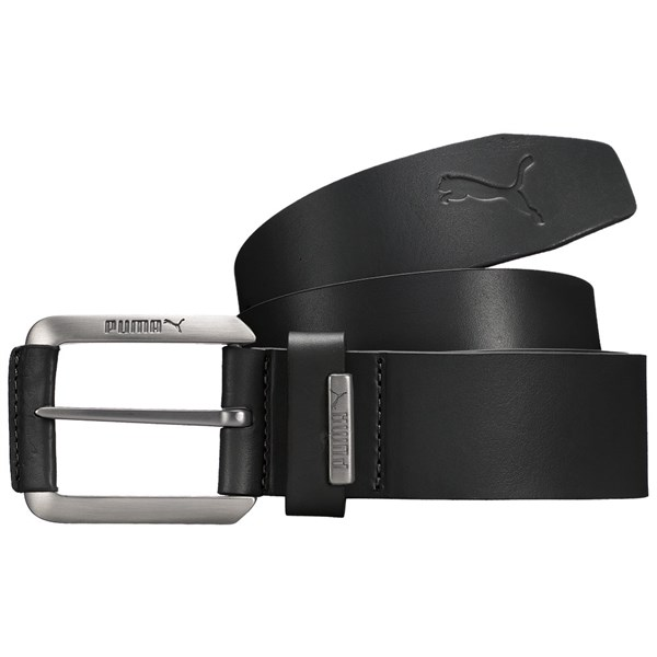 Puma  Dogleg Fitted Belt