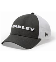 Oakley Mens Heather New Era Snap Back Cap