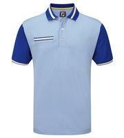 FootJoy Mens Colour Block Polo Shirt