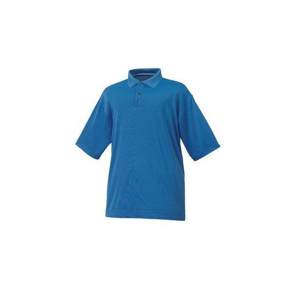 6bbe60f7a2 FootJoy Mens ProDry Performance Lisle Polo Shirt