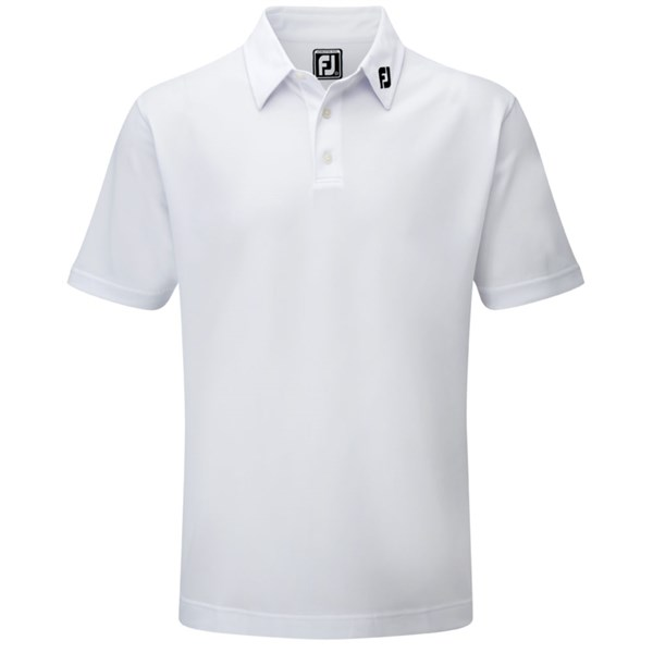 FootJoy Solid Colour Athletic Fit Polo Shirt  889155669414