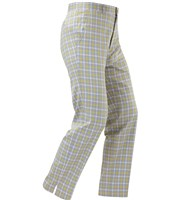 FootJoy Mens Plaid Athletic Golf Trouser