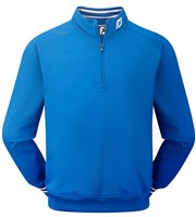 FootJoy Mens Brushed Pique Half Zip Pullover