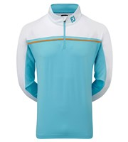 FootJoy Boys Chill Out Pullover with Chest Piping