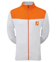 FootJoy Mens Jersey Knit Track Jacket